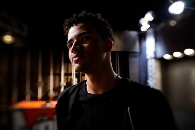 Anthony có niềm đam mê ca hát từ nhỏ, từ những lúc theo bố đi ghi hình The Voice.