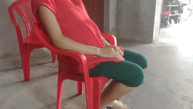 Q. mang thai khiến gia đình không khỏi tủi hổ, đau buồn.