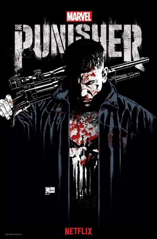 Poster phim The Punisher.