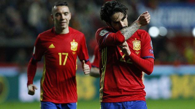 Tây Ban Nha chuẩn bị nhận giấy thông hành sang Nga.