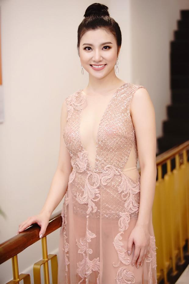 Hạnh Sino - người bạn rất thân của Thu Hương.