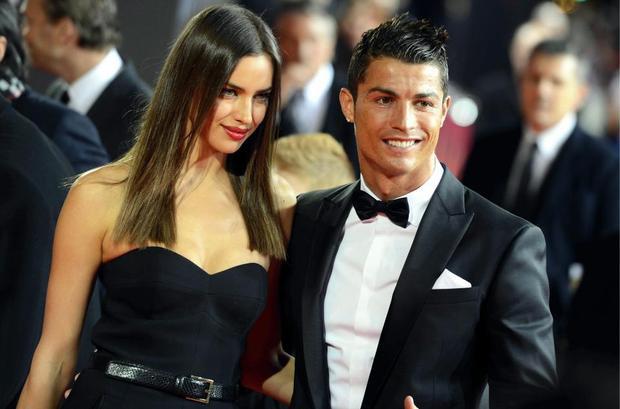 Một trong những nguyên khiến Ronaldo và Irina Shayk chia tay là CR7 quá ghen tuông