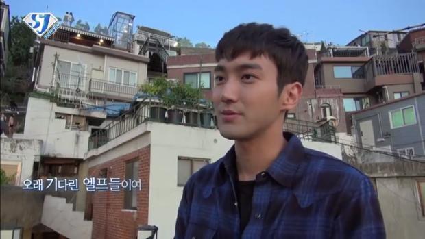 Siwon giới thiệu về hành trình của mình cùng UNICEF tại Việt Nam.