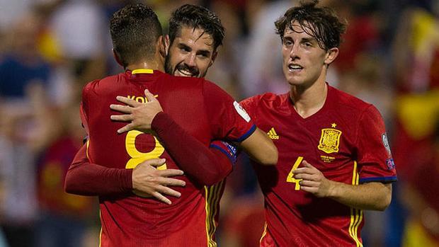 Tây Ban Nha tiếp nối Anh và Đức tới Nga 2018.