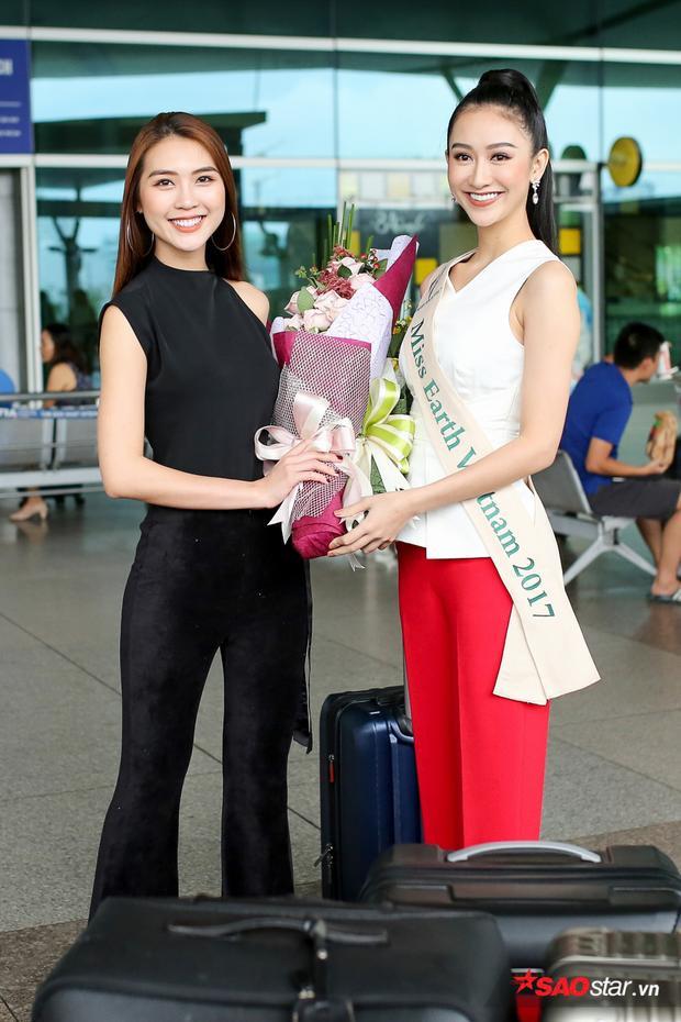 Tường Linh cũng đang gấp rút chuẩn bị công việc để chuẩn bị đại diện Việt Nam tham gia cuộc thi Hoa hậu Liên lục địa 2017.