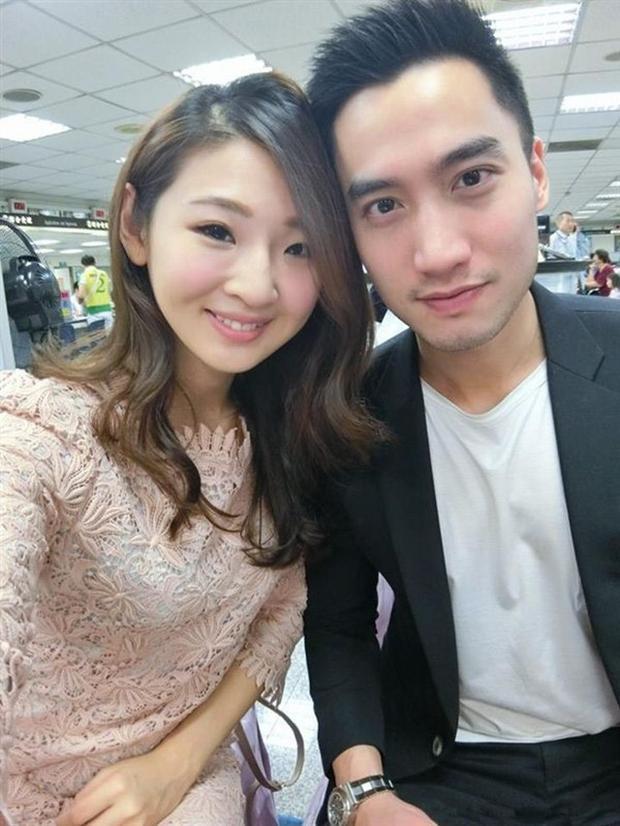 Anh chàng từng yêu nữ diễn viên trẻ xinh đẹp của Đài Loan.