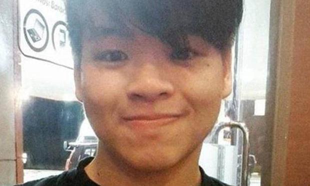Wang qua đời vì bị tạ đè lên người trong lúc tập luyện. Ảnh: China Press