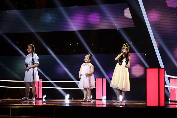 3 cô công chúa đáng yêu team Hương Tràm - Tiên Cookie.