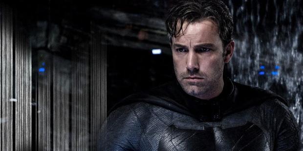 Ben Affleck trong tạo hình Batman.