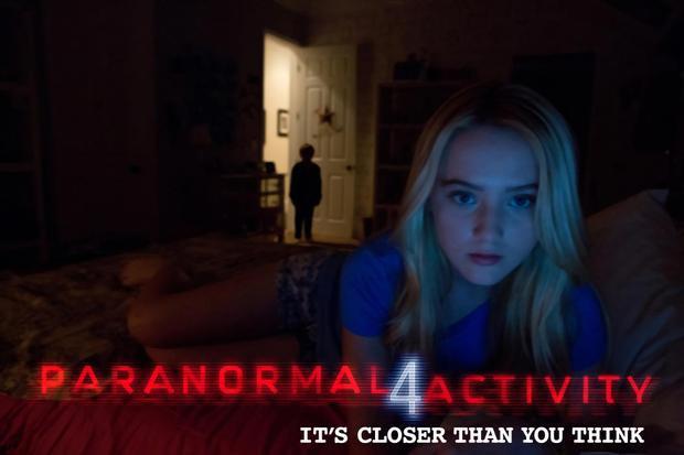 Paranormal Activity sắp được làm mới bởi nhà sản xuất Happy Death Day?