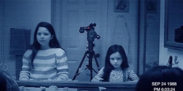 Phim kinh dị Paranormal Activity sẽ sớm được làm lại bởi nhà sản xuất Happy Death Day