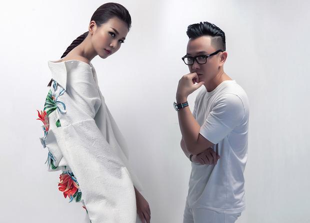 """Thanh Hằng đã cùng đồng hành với vị trí vedette trong bộ sưu tậpEm hoa của NTK Công Trí, tại tuần lễ thời trang Nhật Bản. BST đã đem lại tiếng vang lớn và nhiều thành công trên """"trường đua"""" thời trang quốc tế."""