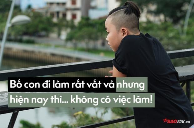 Bố của Quốc Thái: Bản thân đã không kiếm ra đồng nào, mà không dạy được con nên người là thất bại hoàn toàn