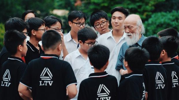Thầy Văn Như Cương - một nhà giáo mẫu mực, có những đóng góp lớn cho sự nghiệp giáo dục Việt Nam.