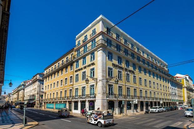 Tổng thể khách sạn Pestana CR7.