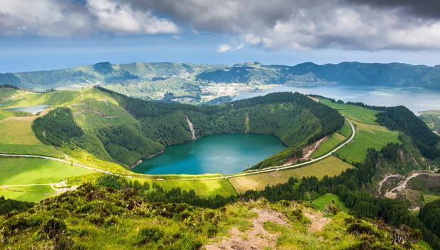 Quần đảo Azores của Bồ Đào Nha là một trong những vùng đất đẹp nhất trên thế giới.