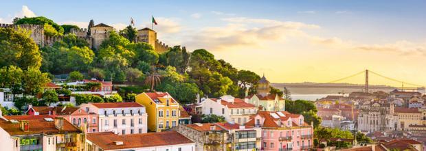 Thủ đô Lisbon là nơi tập trung nhiều công trình kiến trúc độc đáo từ những thế kỷ trước.