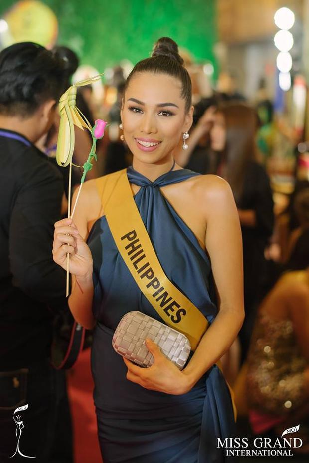 Hoa hậu Philippines được đánh giá là ứng viên sáng giá của cuộc thi năm nay.