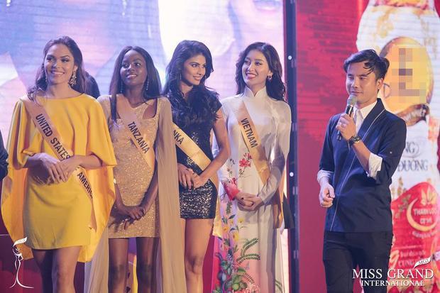 Dù áo dài hay dạ hội thì Á hậu Huyền My vẫn tỏa sáng như nữ thần tại Miss Grand International 2017