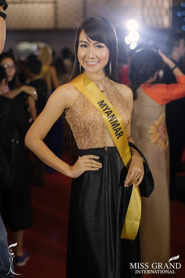 Đại diện Myanmar.