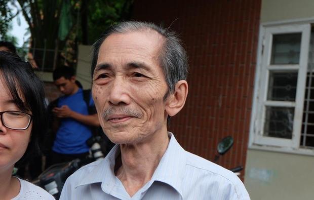 Ông Toại nói mình là giáo viên lâu năm, gắn bó với trường THPT Dân lập Lương Thế Vinh suốt 19 năm liền.