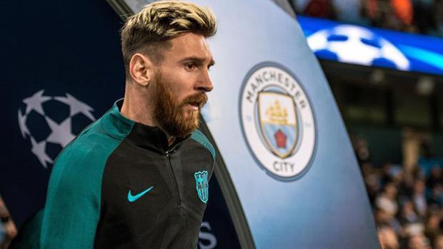 Man City muốn có Messi bằng mọi giá.