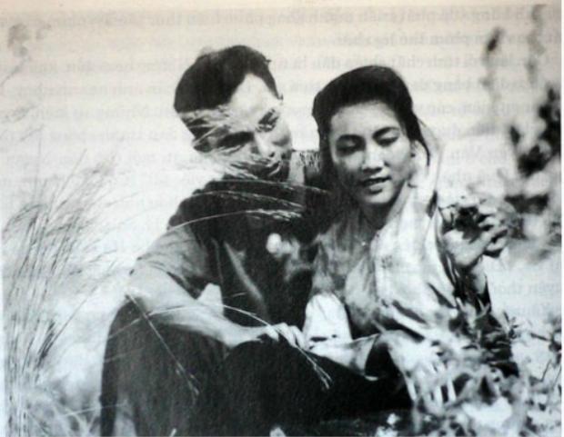 Hình ảnh trong phim Chung một dòng sông.