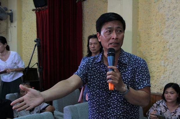 Đạo diễn Quốc Tuấn bị đại gia Thủy Nguyên gọi là Chí Phèo.