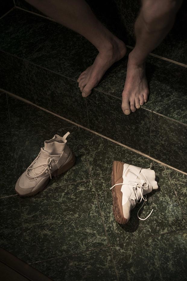 Và trong collection này, những em sneakers sẽ xuất hiện nhiều mẫu hơn so với bản vốn có của Puma.