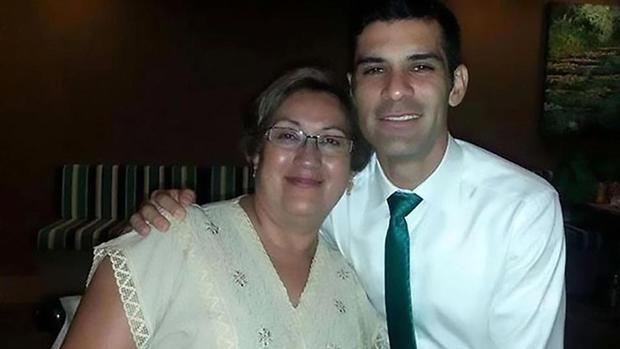 Rafael Marquez và người mẹ đầy quyền lực Rosa Alicia Alvarez Pinones.