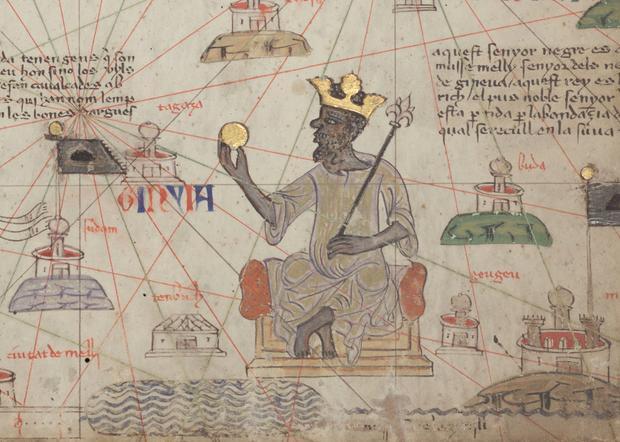 Hoàng đế Musa Keita I của Đế quốc Mali, được coi là người giàu nhất trong lịch sử nhân loại. Theo TIME, vị vua này còn được mô tả là người giàu hơn bất cứ ai từ trước đến nay. Nhà vua sinh năm 1280 và có khối tài sản trị giá hơn 400 tỷ USD.