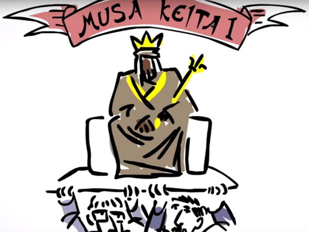 Vua Musa Keita I lên nắm quyền năm 1312 và kể từ đó được gọi là Musa Mansa. Ông lên ngôi vào thời điểm châu Âu đang đương đầu với nạn đói, bệnh dịch hạch và chiến tranh. Trong khi đó, nhiều quốc gia châu Phi lại phát triển mạnh.