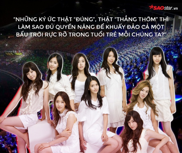 Tạm biệt nốt SNSD, giấc mộng rực rỡ của fan Kpop thế hệ vàng khép lại nhẹ nhàng!