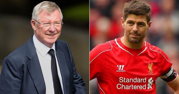 Gerrard không ngờ Ferguson ví anh như Roy Keane.