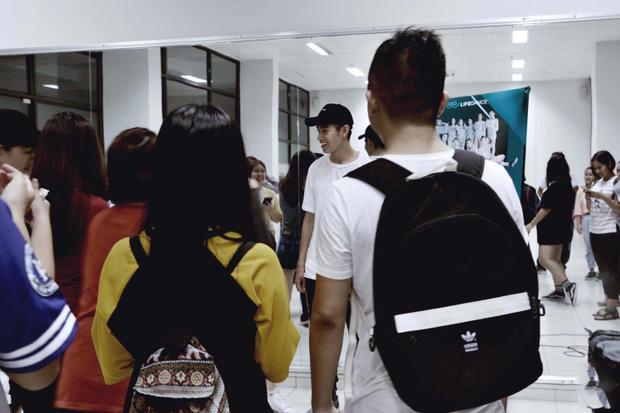 Sau thành công của buổi giao lưu đầu tiên, Quang Đăng sẽ đến với những trường đại học tiếp theo trong thời gian tới.