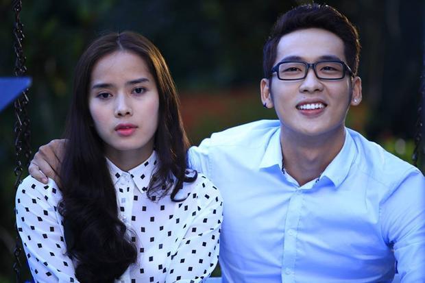 Hari Won trả lời lý do chọn Tuấn Trần làm bạn trai mới trong phim Thiên ý
