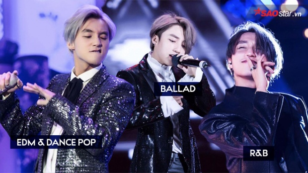 Bạn muốn sản phẩm tiếp theo của Sơn Tùng là ballad, EDM & Dance pop xập xình hay R&B mê hoặc?