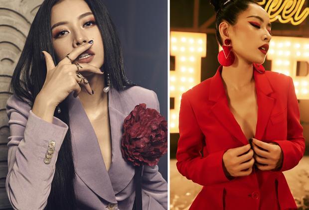 """Chi trong MV mới rất đẹp, nhưng """"như bông hoa dâm bụt, có đỏ mà không có thơm thì nên cơm cháo gì?""""."""