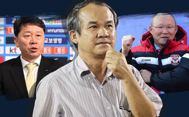 Ông Park Hang seo và tân HLV của HAGL là bạn thân của nhau, họ có chung người đại diện của Lương Xuân Trường.