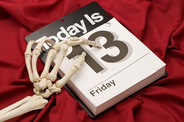 Thứ 6 ngày 13: Nỗi ám ảnh về sự xui xẻo đến từ đâu?