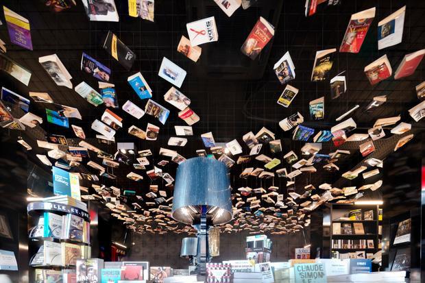 Mãn nhãn với 16 nhà sách đẹp nhất thế giới