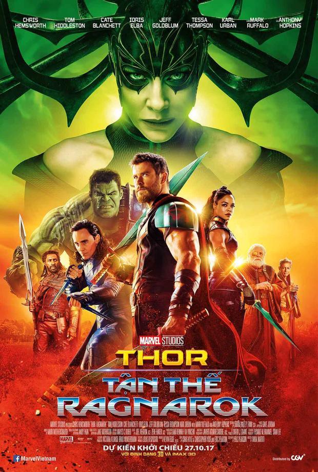 Phải ra rạp xem ngay phim Thor: Ragnarok vì nó sẽ thú vị hơn hai phần trước nữa
