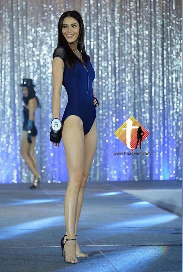 Chuyên trang sắc đẹp Missosology dự đoán cô sẽ đạt thành tích cao tại Miss Universe sắp diễn ra. Đại diện xứ sở Chùa vàng đang dần khẳng định vị trí ở sân chơi nhan sắc hấp dẫn nhất hành tinh khi liên tục đạt thành tích cao trong hai năm trở lại đây.