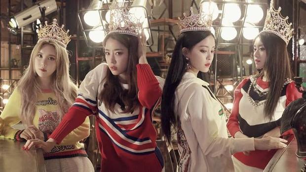 Show diễn tại Việt Nam là Concert cuối cùng của T-ara?