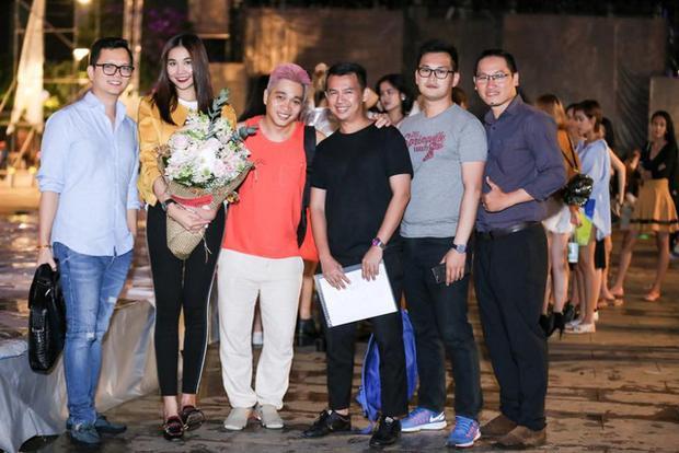 Siêu mẫu Thanh Hằng và một số NTK có BST thời trang ra mắt tạiFashionology.