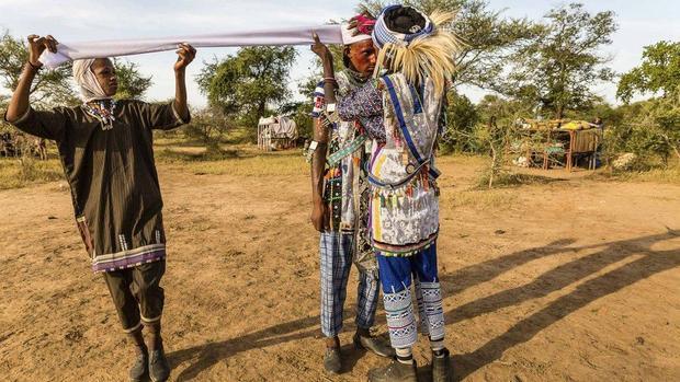 Ngày quan trọng nhất theo lịch người Wodaabe là vào tháng 9, tháng cuối cùng của mùa mưa, khi mà mọi người có thể ăn mừng lễ hội Gerewol.