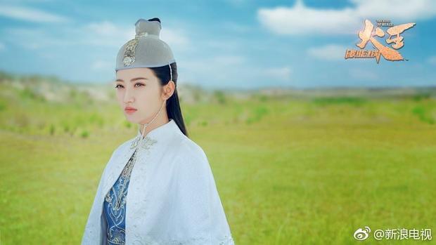 Giật mình với tạo hình mới của dàn nam thanh nữ tú trong phim Hỏa Vương Chi Thiên Lý Đồng Phong