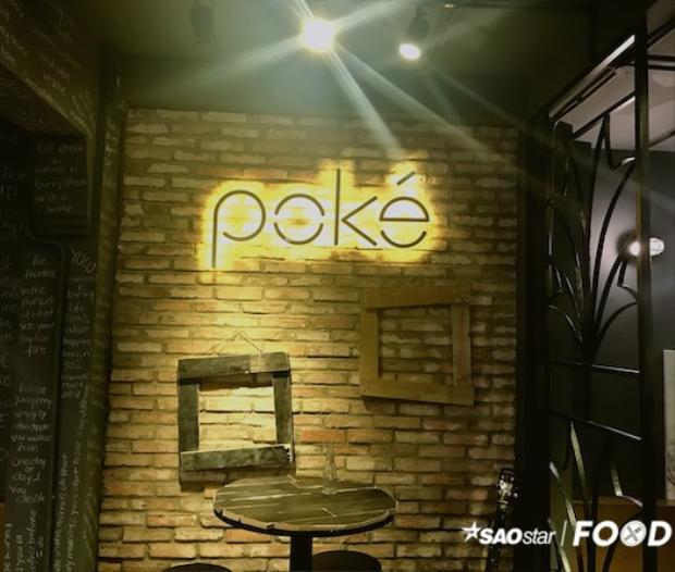 Thêm một địa chỉ để ăn uống lành mạnh với món poke tươi mới