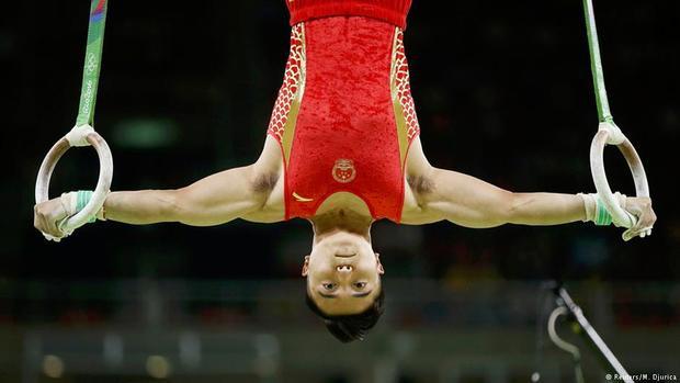 TDDC cũng là 1 môn mà ngành thể thao ép VĐV dùng doping.