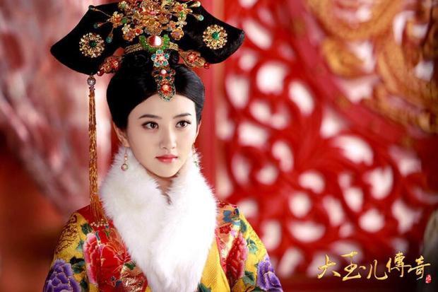 Cảnh Điềm trong phim Đại Ngọc Nhi Truyền Kỳ